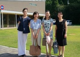 関西盲導犬協会へ行きました